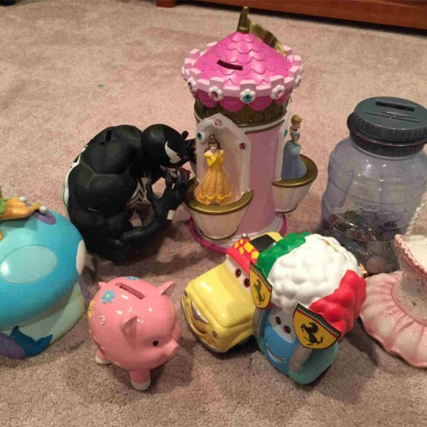 Generation Z won't need these piggy Banks