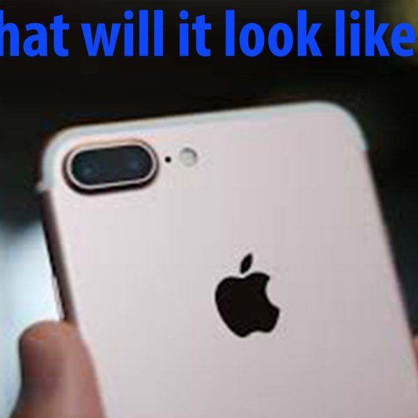 What will the iphone8 look like?