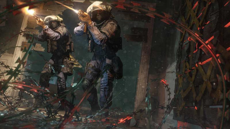 Tom Clancy's Rainbow 6 Siege