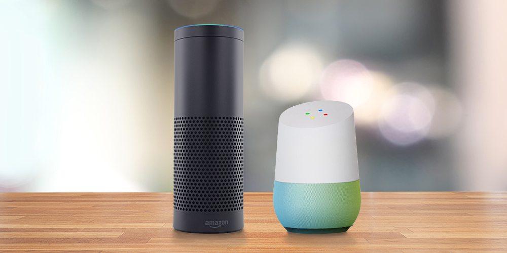 Home vs Echo