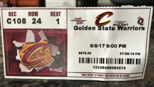 Cavs Ticket Gen Z