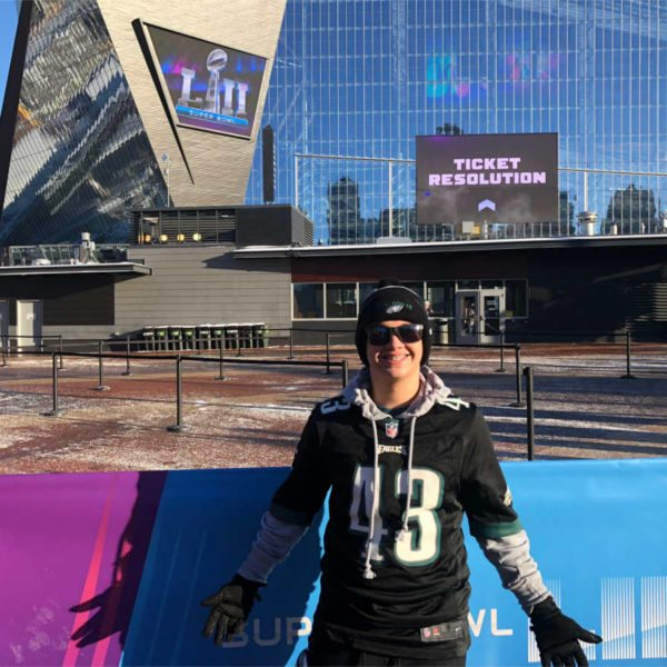 SKy GenZ at SuperBowl LII
