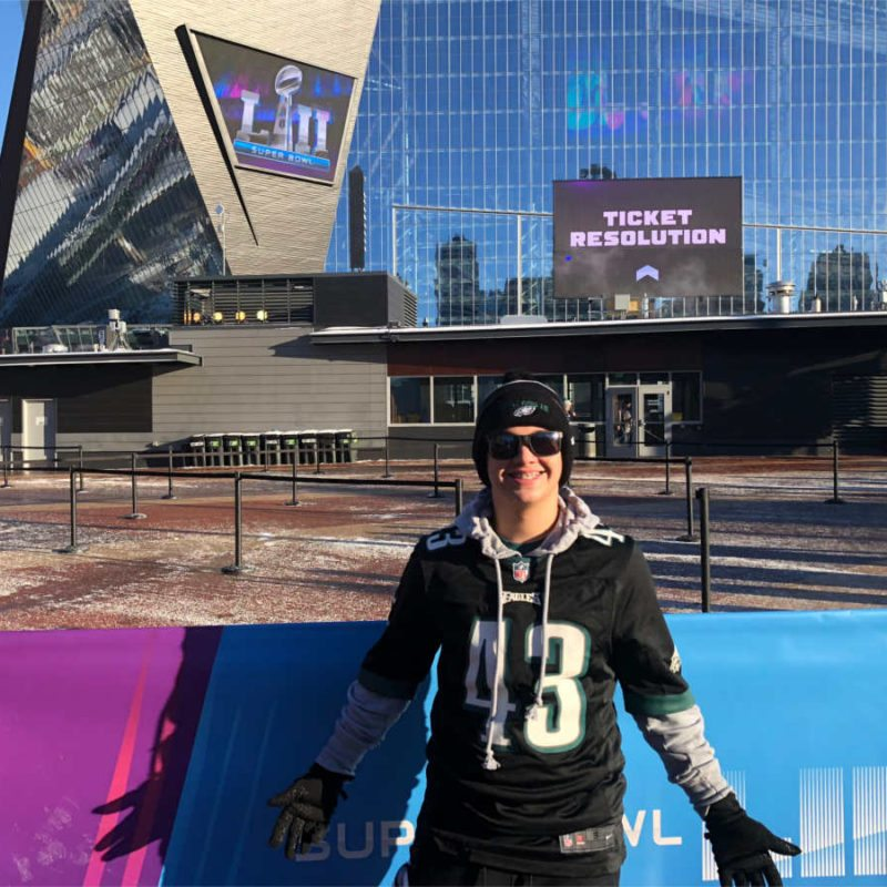 Generation Z Dominates Super Bowl 52