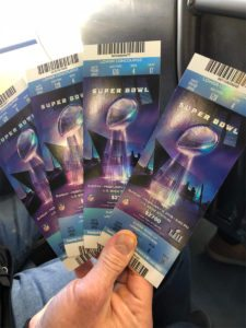 Super Bowl LII Tickets